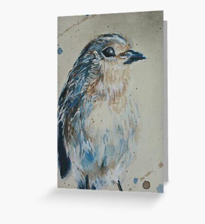 GG's Bird Greeting Card