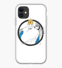 Misfit Ice King iPhone Case