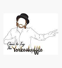 The Yorkeshuffle Photographic Print