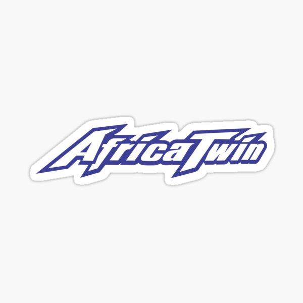 Mercancía de África Twin más vendida Pegatina