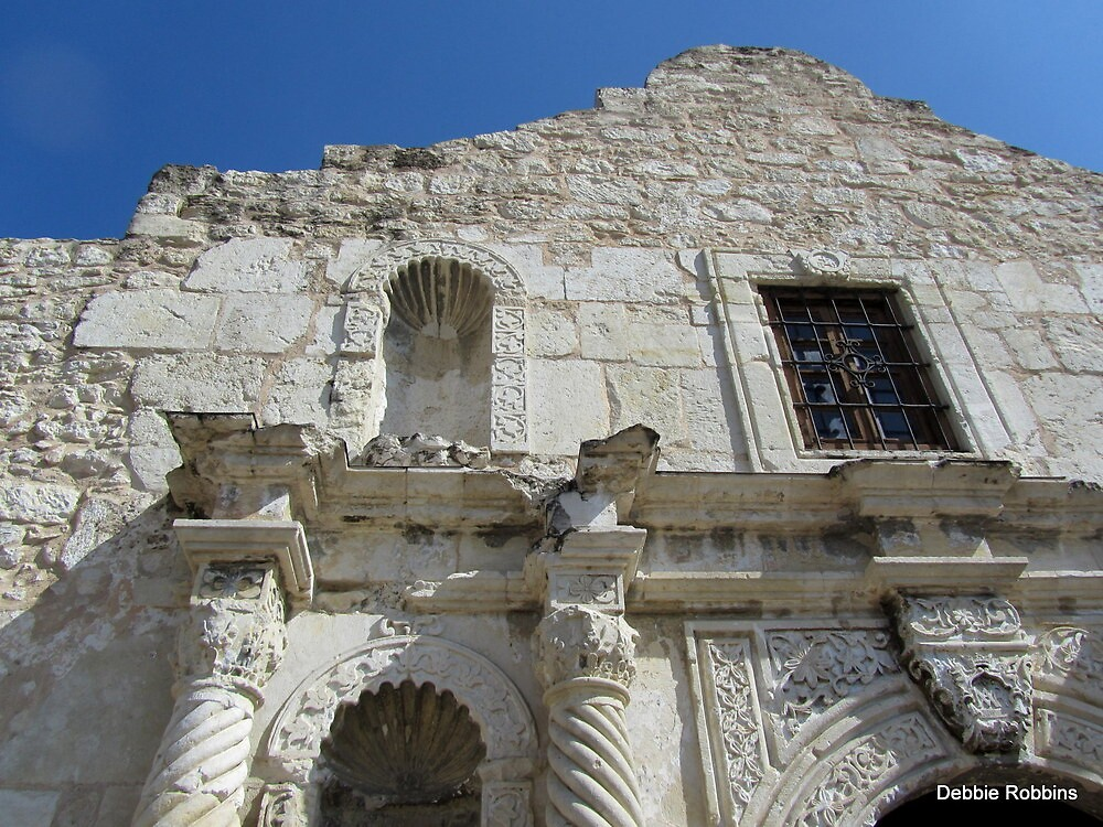 Remember the Alamo ~  175th Anniversary by Debbie Robbins