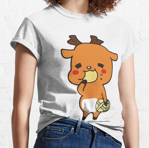 Nara Shikamaro Cookie T-shirt classique