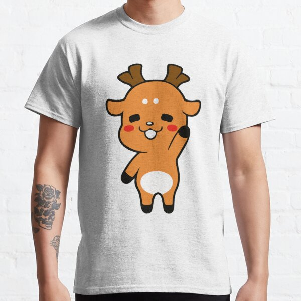 Nara Shikamaro T-shirt classique