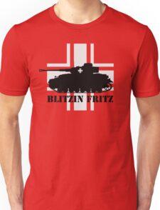 Blitzin' Fritz Unisex T-Shirt