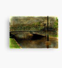 Jubilee Bridge Canvas Print