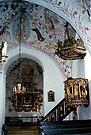 Elmelunde Church, Denmark by Margaret  Hyde