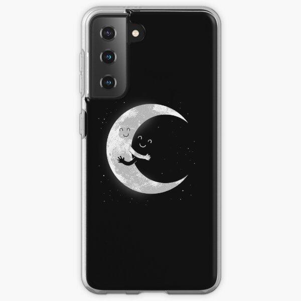 Moon Hug Samsung Galaxy Soft Case
