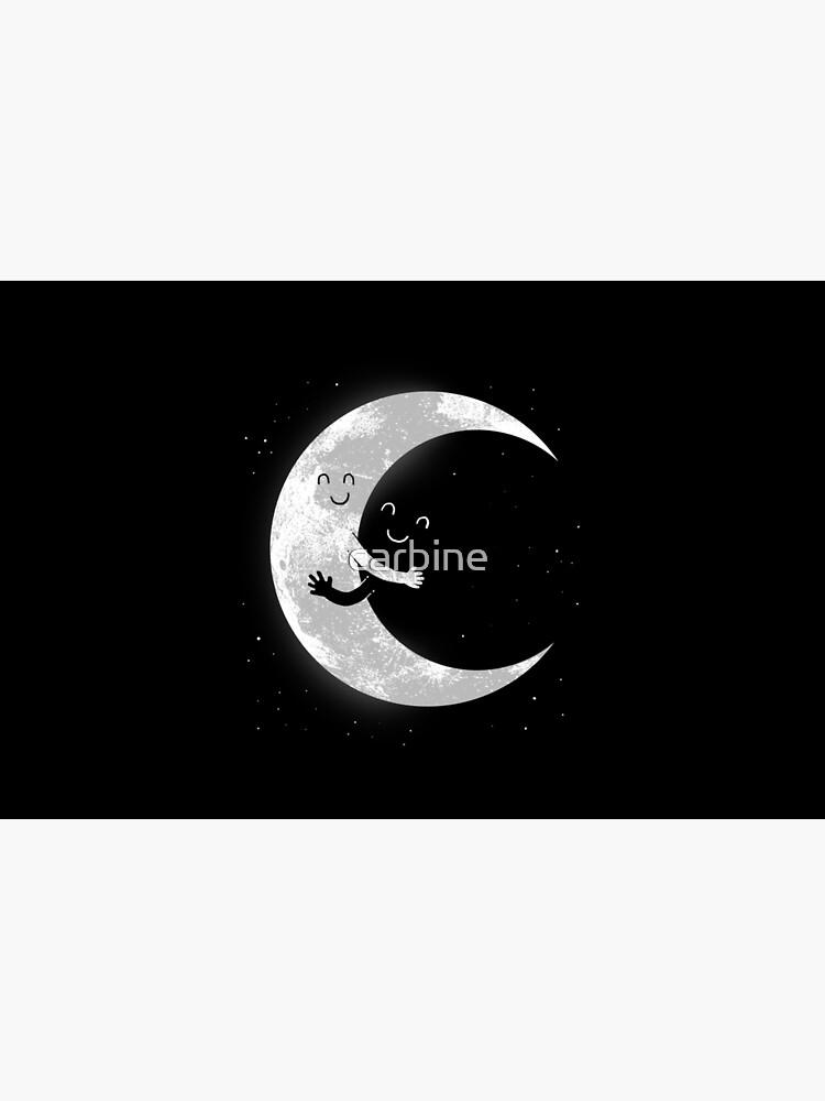Moon Hug by carbine