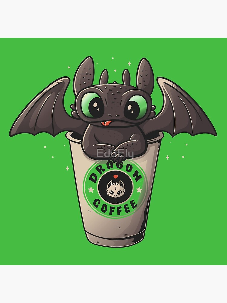 Dragon Coffee by EduEly
