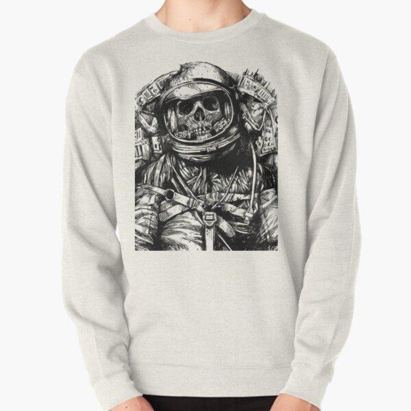 Dead Astronaut Pullover Sweatshirt