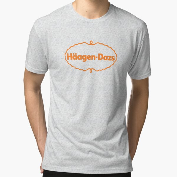 Haagen-Dazs Tri-blend T-Shirt