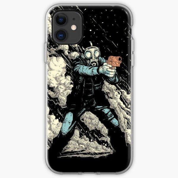 Attack! iPhone Soft Case