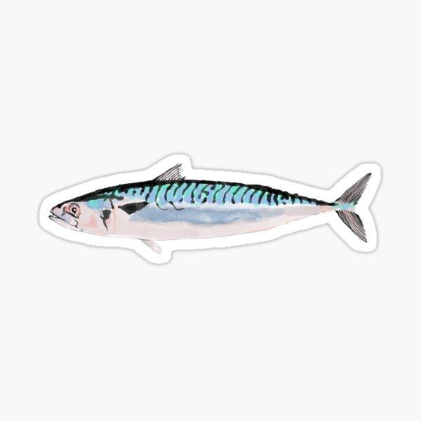 Mackerel Sticker