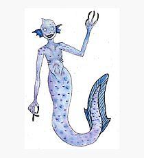 Mer-Monster Photographic Print