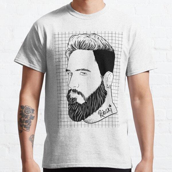 XcentricGemini - Black lines Classic T-Shirt