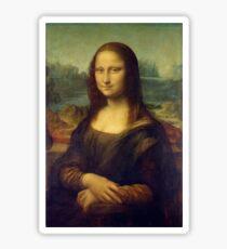 Mona Lisa Sticker