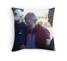 """The """"Peanuts gallery"""" Throw Pillow"""