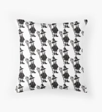 Witchy Girl Floor Pillow