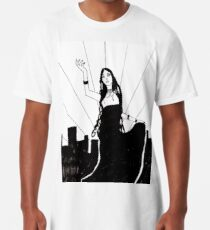 Goth in the City Long T-Shirt