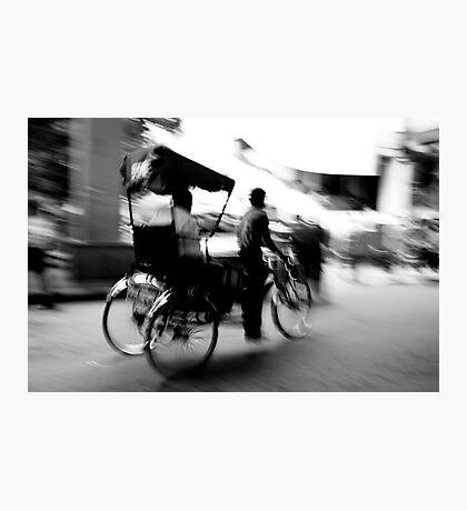 Time is Money,  please hurry! Photographic Print
