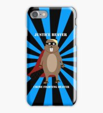 Justice Beaver iPhone Case/Skin