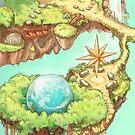 « (A) Carte des cahiers Contributopia » par David  Revoy