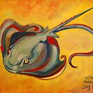 Sting Ray by Ellen Marcus