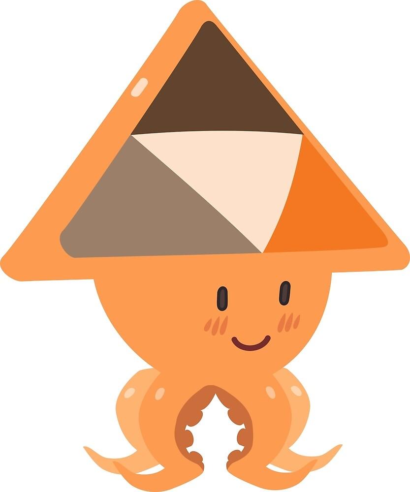 Peertube's mascot by David  Revoy
