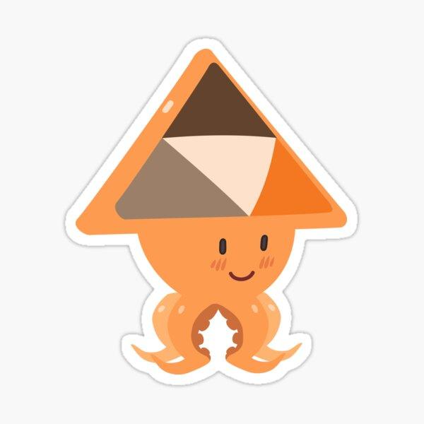 Peertube's mascot Sticker