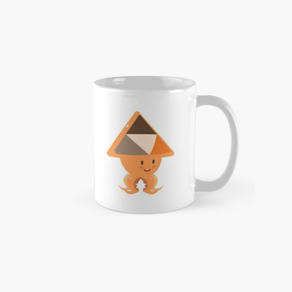 Mascotte de peertube Mug classique