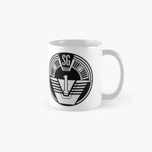 SG1 Logo Classic Mug