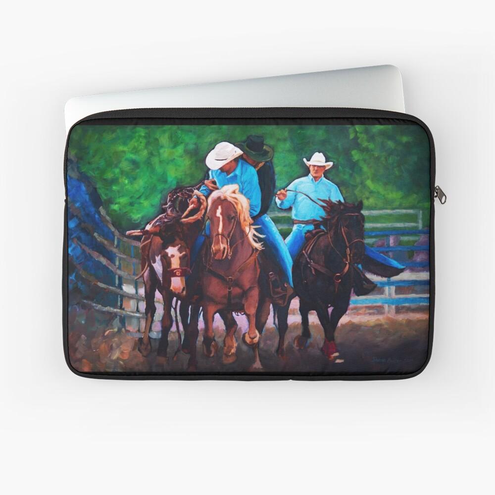 Rodeo Cowboys Laptop Sleeve