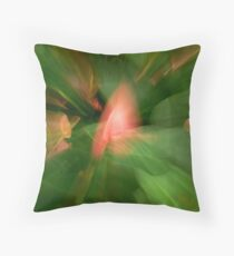 Earthly Fecundity No. 2 Throw Pillow