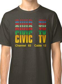 Civic TV Classic T-Shirt