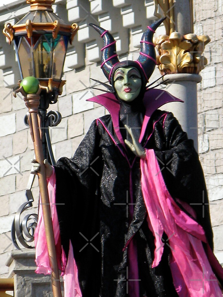 Maleficent by CavyGirl