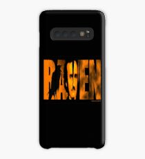 Edgar Allan Poe and The Raven Case/Skin for Samsung Galaxy