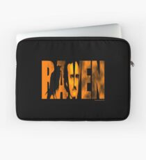 Edgar Allan Poe and The Raven Laptop Sleeve
