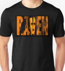 Edgar Allan Poe and The Raven Slim Fit T-Shirt