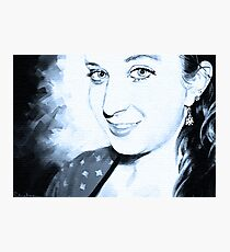 Stephanie  Photographic Print