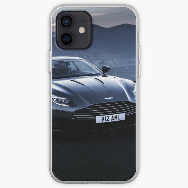 Aston Martin DB11 iPhone Soft Case