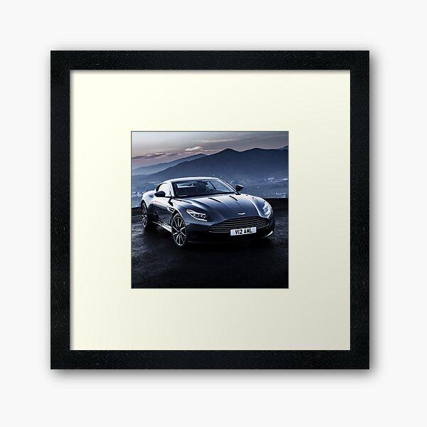 Aston Martin DB11 Framed Art Print