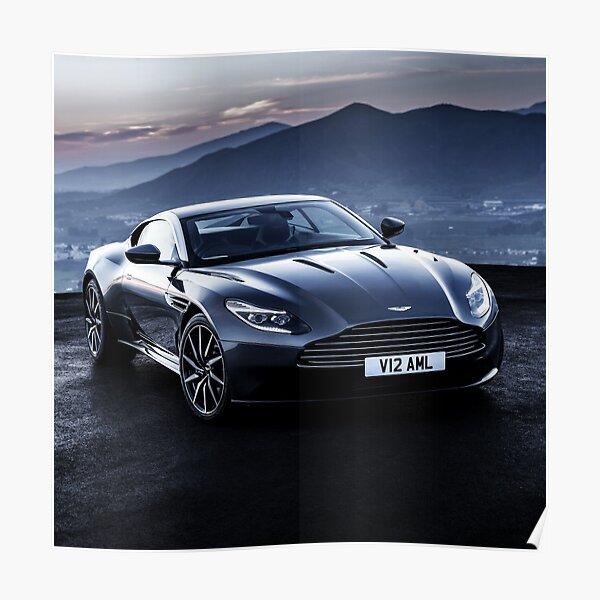 Aston Martin DB11 Poster