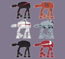 Movie & TV Classic AT-ATs