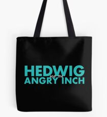 Hedwig and the Angry Inch - Aqua Tote Bag