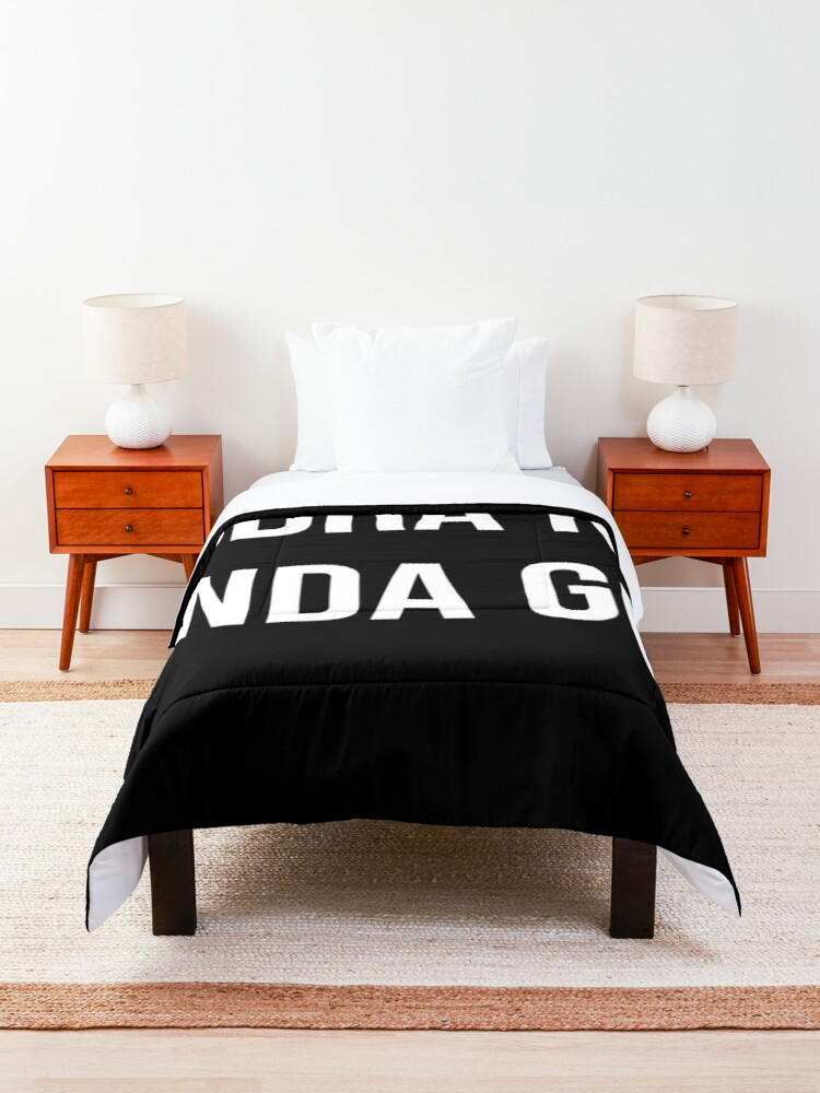 Alternate view of Cobra Kai Kinda Guy Comforter