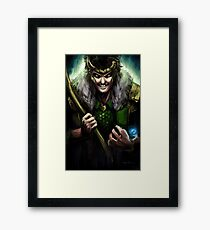 Agent of Asgard Framed Print