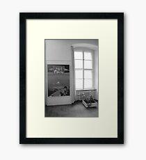 1984 - berlin east: soviet modern art Framed Print