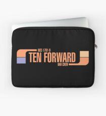 Ten Forward Bar Crew NCC 1701-D Laptop Sleeve
