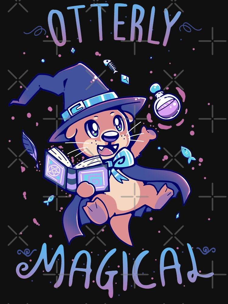 Otterly Magical by TechraNova