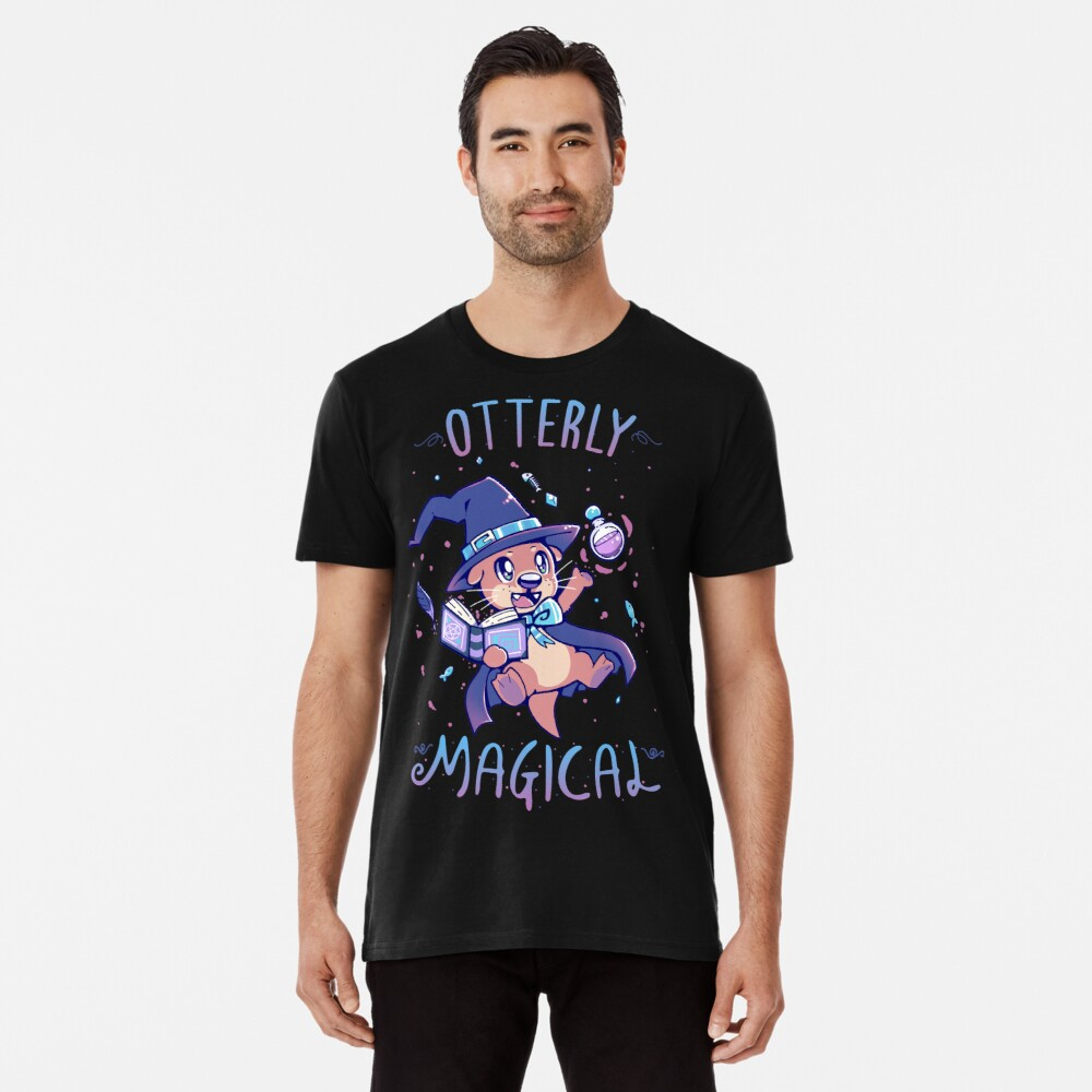 Otterly Magical Premium T-Shirt
